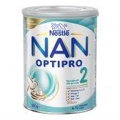 Nestle Nan optipro opvolgmelk 2 (vanaf 6 tot 12 maanden)
