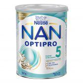 Nestle Nan optipro groeimelk 5 (vanaf 36 maanden)