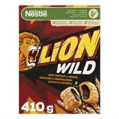 Nestle Lion breakfast cereals