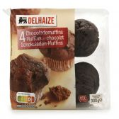 Delhaize Chocolade muffins