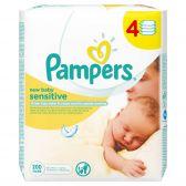 Pampers New baby sensitive babydoekjes