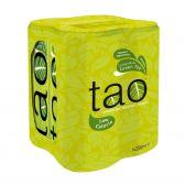 Tao Drink botanic green tea 4-pack