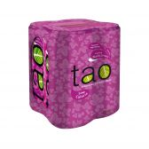 Tao Drink botanic blackberry 4-pack