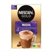 Nescafe Cappuccino mocha sticks