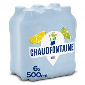 Chaudfontaine Fusion citroen en limoen