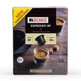 Delhaize Espresso 09 coffee caps