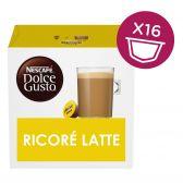 Nescafe Dolce gusto ricore latte coffee caps