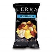 Terra Mediterranean crisps