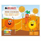 Delhaize Citroen, sinaasappel en wortel koekjes