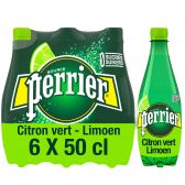 Perrier Lime sparkling mineral water
