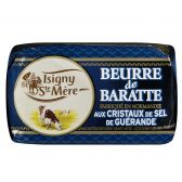 Isigny Sainte-Mère Guerande salted butter (at your own risk, no refunds applicable)