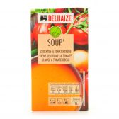Delhaize Tomato-vegetable soup