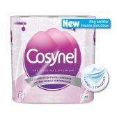 Cosynel Ecologisch roze toiletpapier