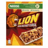 Nestle Lion chocolade karamel graanrepen