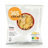 Delhaize 365 Zoute chips klein
