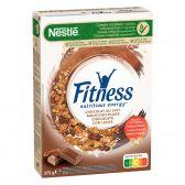 Nestle Fitness dark chocolate breakfast cereals