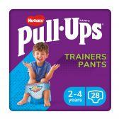 Huggies Pull ups trainers voor jongens (vanaf 2 tot 4 jaar)