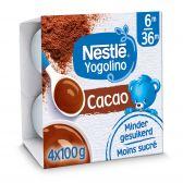 Nestle Baby chocolade dessert (vanaf 6 maanden)