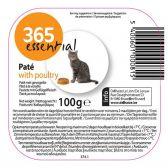 Delhaize 365 Poultry pate cat food