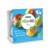 Nestle Naturnes organic apple and pear (from 4 months)