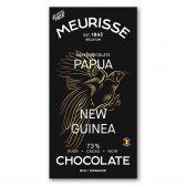 Meurisse Biologische ecologische pure chocolade PNG 73% fair trade