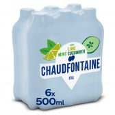 Chaudfontaine Fusion lime and cucumber