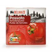 Delhaize Passata tomatoes