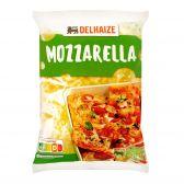 Delhaize Geraspte mozzarella (voor uw eigen risico, geen restitutie mogelijk)