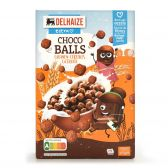 Delhaize Breakfast cereals with chocolate balls for kids