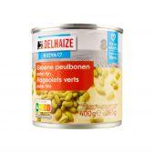 Delhaize Green shell beans