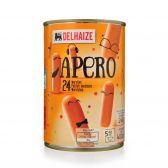 Delhaize Apero sausages large