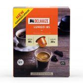 Delhaize Lungo 05 coffee caps large