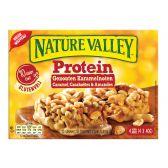 Nature Valley Proteine, gezouten karamel en pinda repen