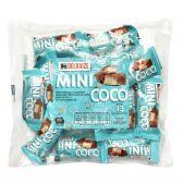 Delhaize Chocolade mini repen met kokos