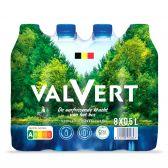 Valvert Plat Belgian mineral water