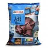 Delhaize Blue corn  tortilla crisps