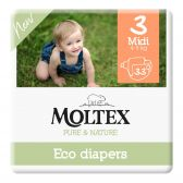 Moltex Ecological mini diapers size 3