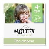 Moltex Ecologische maxi luiers maat 4