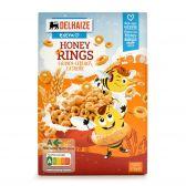 Delhaize Ontbijtgranen voor kinderen honing ringen