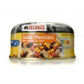 Delhaize Mexican tuna salad