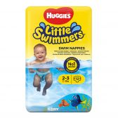 Huggies Little swimmers swimming pants size 2-3