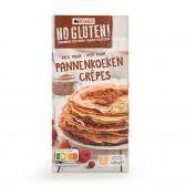 Delhaize Glutenvrije pannenkoeken bereiding