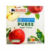Delhaize Sugar free apple compote