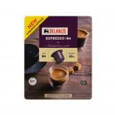 Delhaize Espresso 04 coffee caps