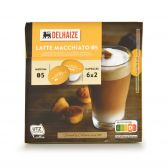 Delhaize Latte macchiato coffee caps