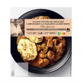 Delhaize Flemish stew of Peter Goossens (at your own risk, no refunds applicable)