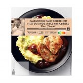 Delhaize Turkey filet with chirp juice of Bart Desmidt (at your own risk, no refunds applicable)