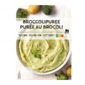 Delhaize Mashed broccoli (at your own risk, no refunds applicable)