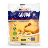 Delhaize Matured Gouda cheese piece