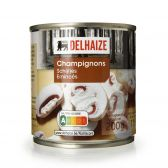 Delhaize Chopped mushrooms 3-pack